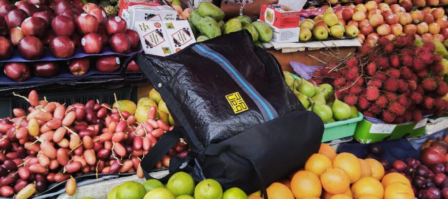 Bandit Backpack Black