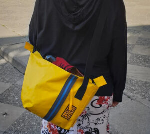 Bandit Kanazawa Sling Yellow