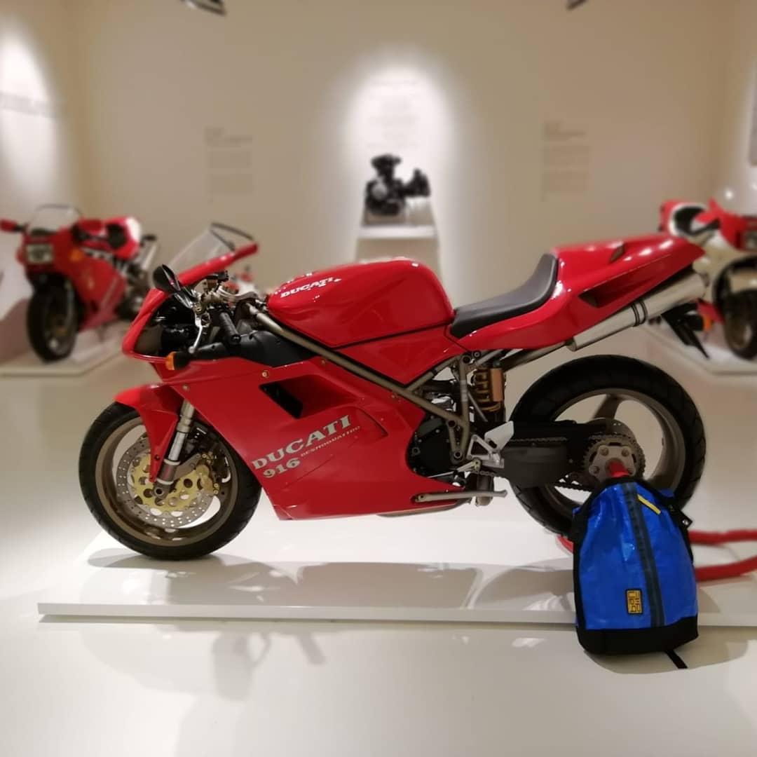 ducati museum, bologna, italy