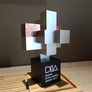 winner dia award 2019, shanghai, china